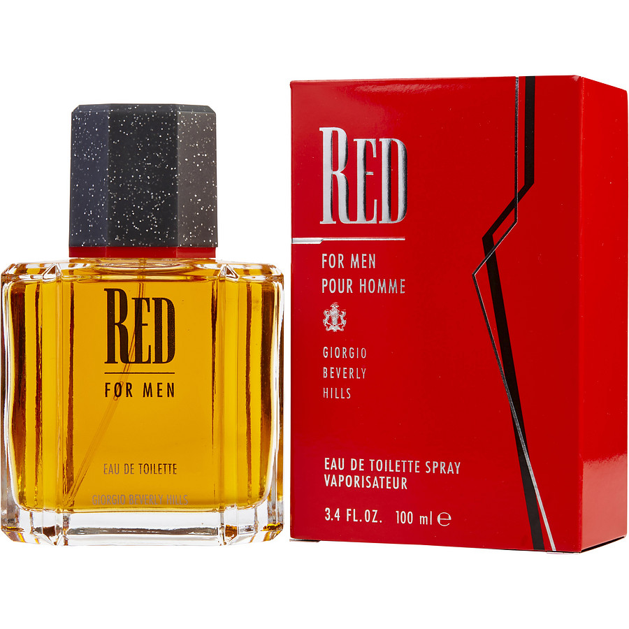 Red Pour Homme