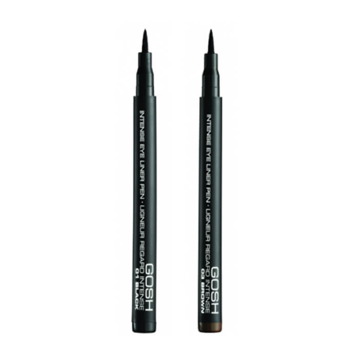 Gosh Подводка-фломастер д/глаз Intense Eye Liner Pen