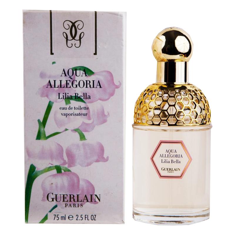 Guerlain Aqua Allegoria Lilia Bella
