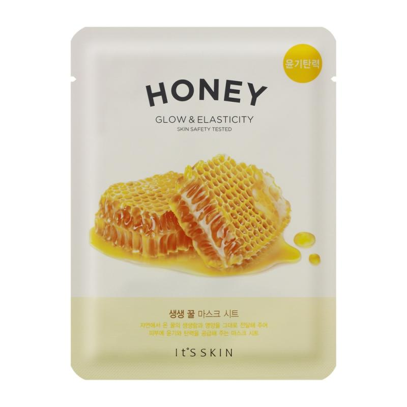 The Fresh Mask Sheet Honey Освежающая маска с медом