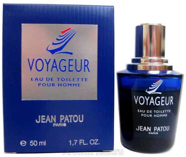 Jean Patou Voyageur