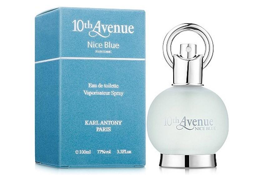 10th Avenue Nice Blue