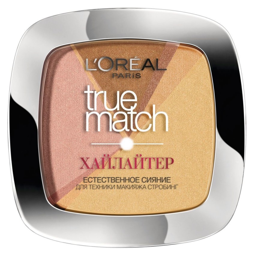 L`Oreal Alliance Perfect Пудра-хайлайтер