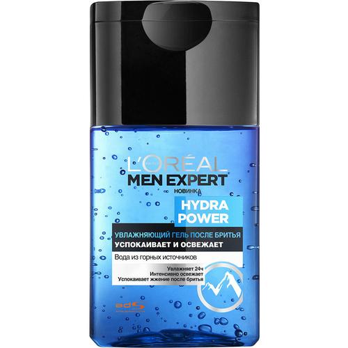 L`Oreal Men Expert Гидра Пауэр Гель после бритья