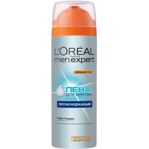 L`Oreal Men Expert Против раздражения Пена для бритья