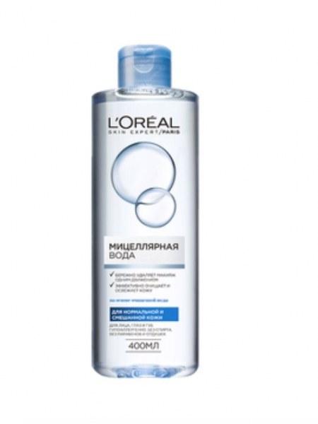 L`Oreal Мицеллярная вода д/норм.и смеш. кожи