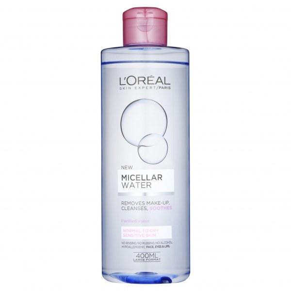 L`Oreal Мицеллярная вода д/сух/чувствит. кожи