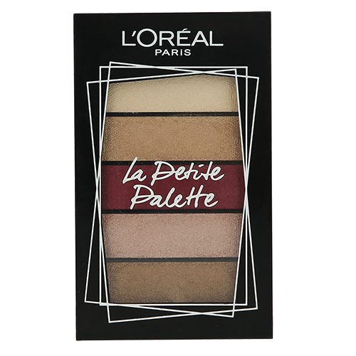 L`Oreal тени д/век La Petite Palette
