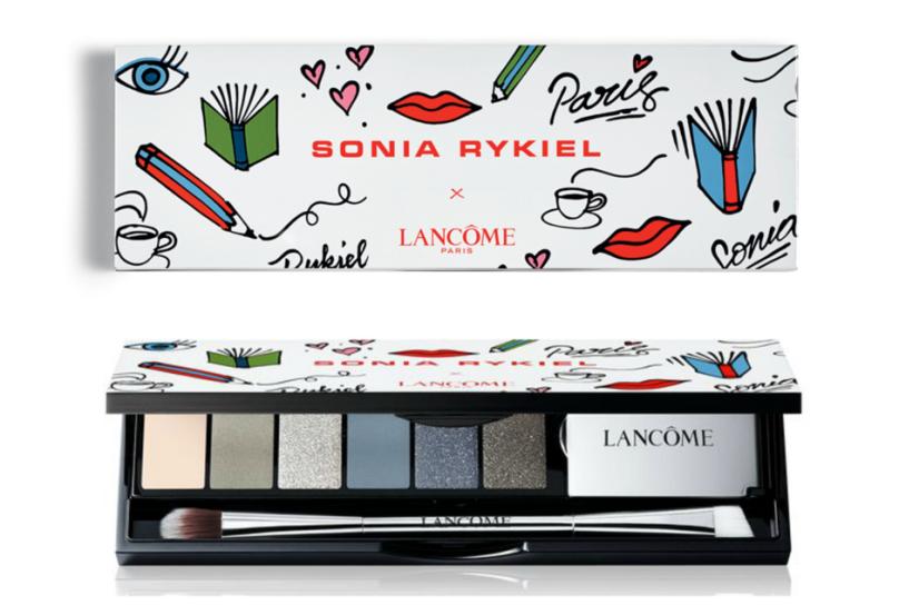 Lancome Sonia Rykiel La Palette Saint-germain Палетка теней