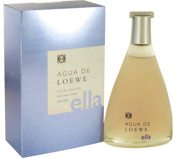 Agua de Loewe Ella
