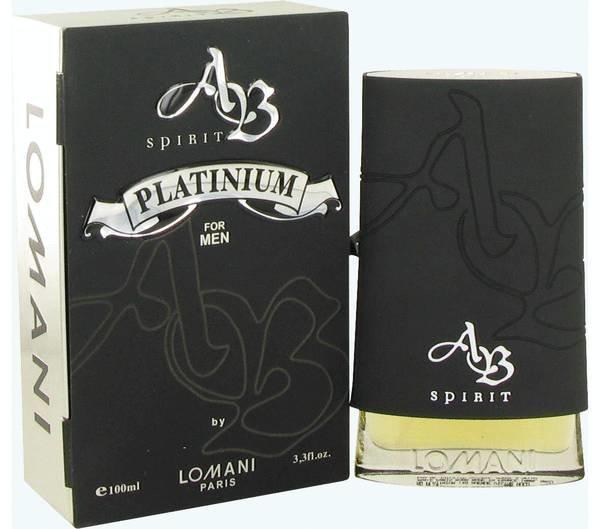 Lomani Ab Spirit Platinum