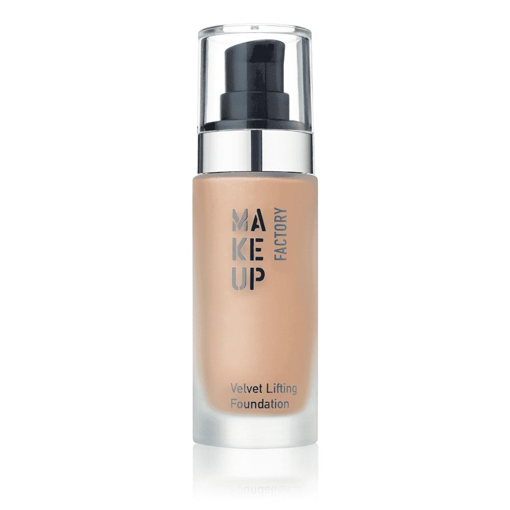 Make up Factory Крем тональный матовый для нормальной/жирной кожи Oil-free Foundation