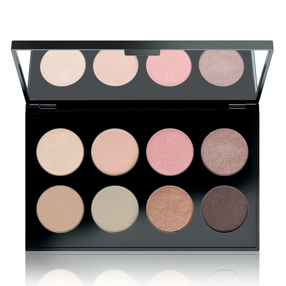 Make up Factory Палитра теней для глаз International Eyes Palette