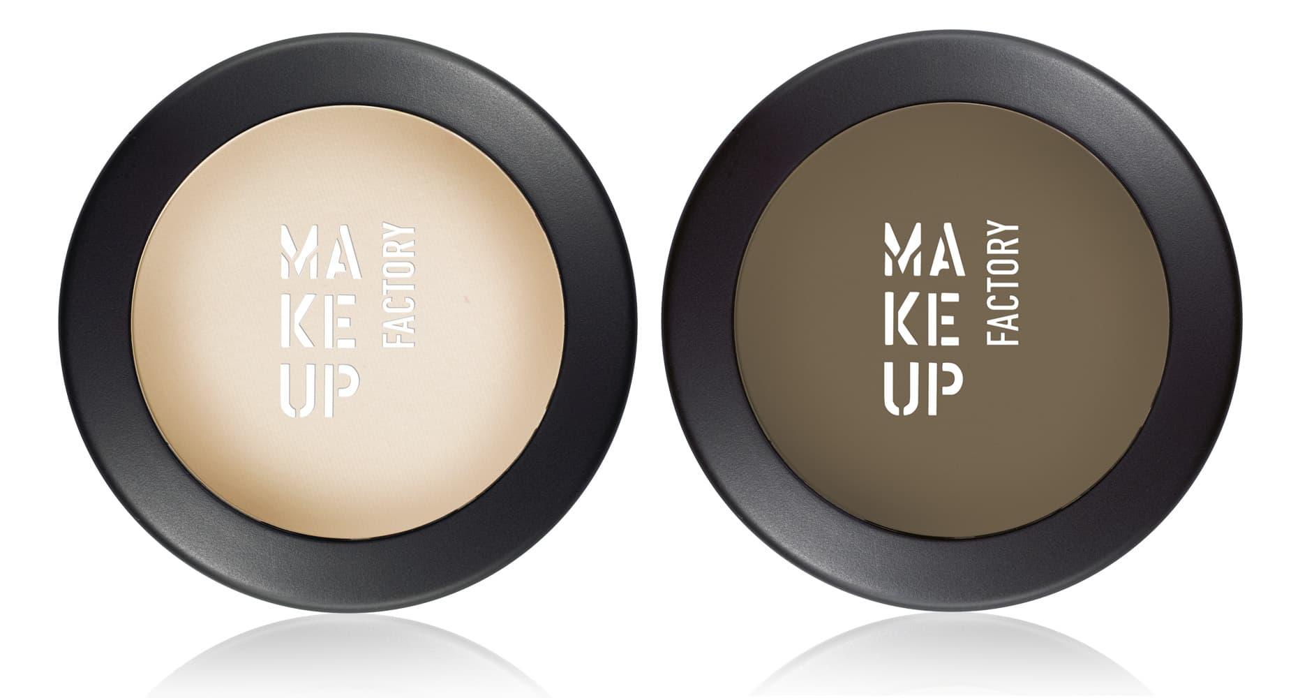 Make up Factory Тени д/век матовые одинарные Mat Eye Shadow