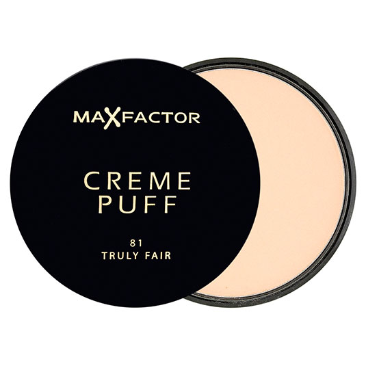 Max Factor Creme Puff Refill тональная крем-пудра