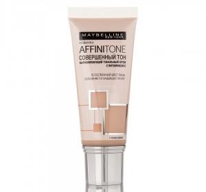 Maybelline Affinitone Совершенный тон тональный крем