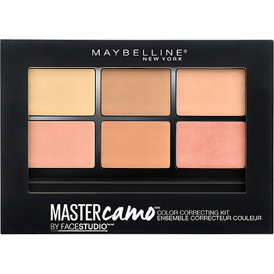 Maybelline Master Camo Корректирующая палетка для лица