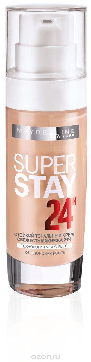 Maybelline Superstay 24h Суперстойкий тональный крем