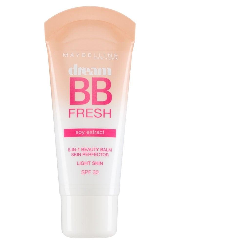 Maybelline тональный крем Dream Fresh Bb 8-in-1