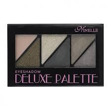 Ninelle Набор теней для век Deluxe Palette