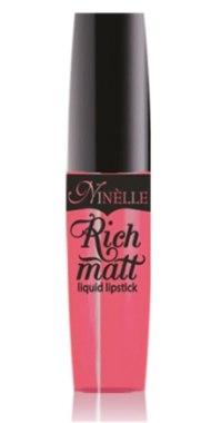 Ninelle Помада для губ жидкая Rich Matt