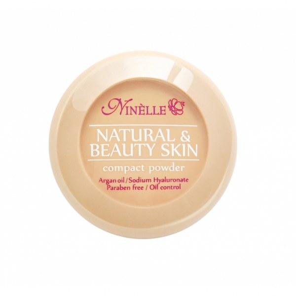 Ninelle Пудра компактная Natural & Beauty Skin
