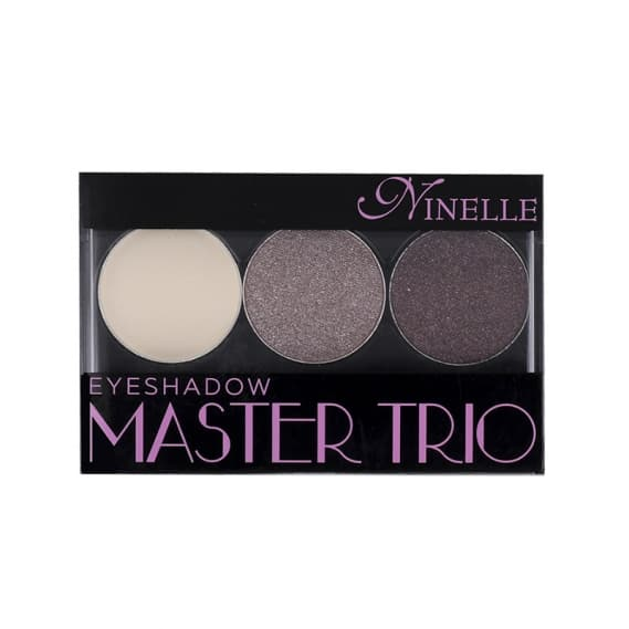 Ninelle Тени для век Master Trio