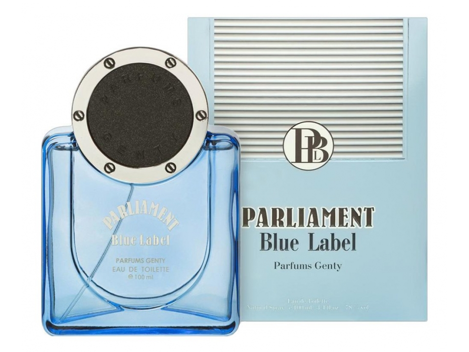 Parliament Blue Label