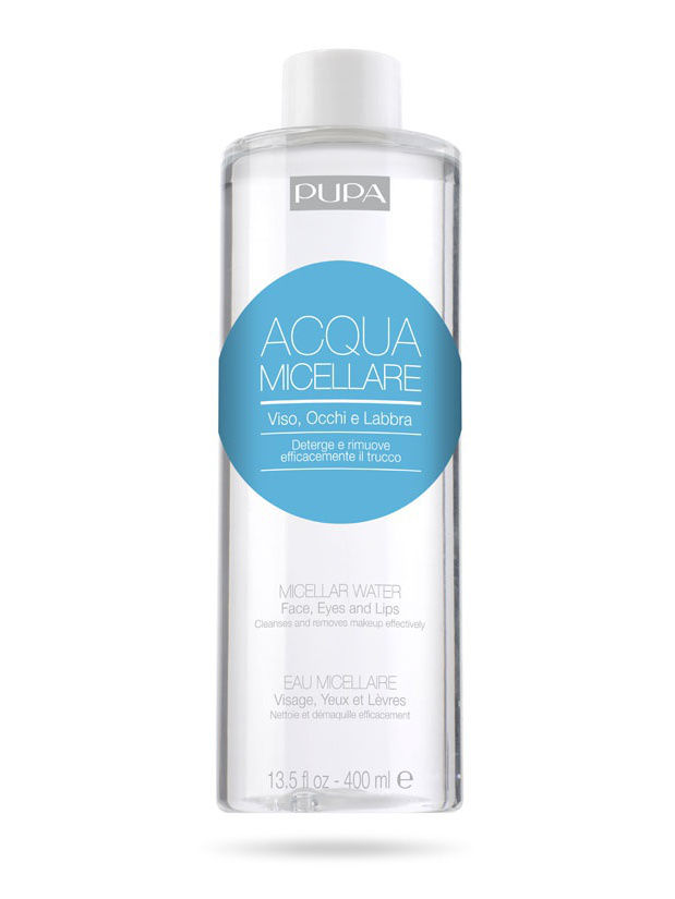 Pupa Micellar Aqua Мицеллярная вода