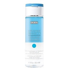Pupa Two-phase Make-up Remover Двухфазное средство для снятия макияжа с глаз, лица и губ