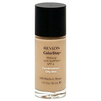 Revlon Colorstay Makeup For Combination-oily Skin для комбинированной жирной кожи
