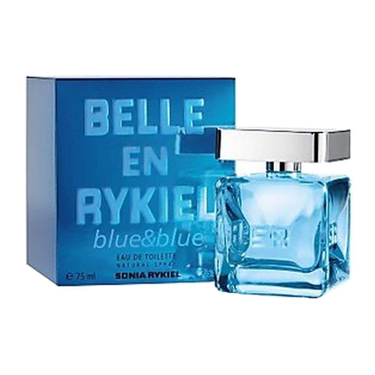 Belle en Rykiel Blue & Blue