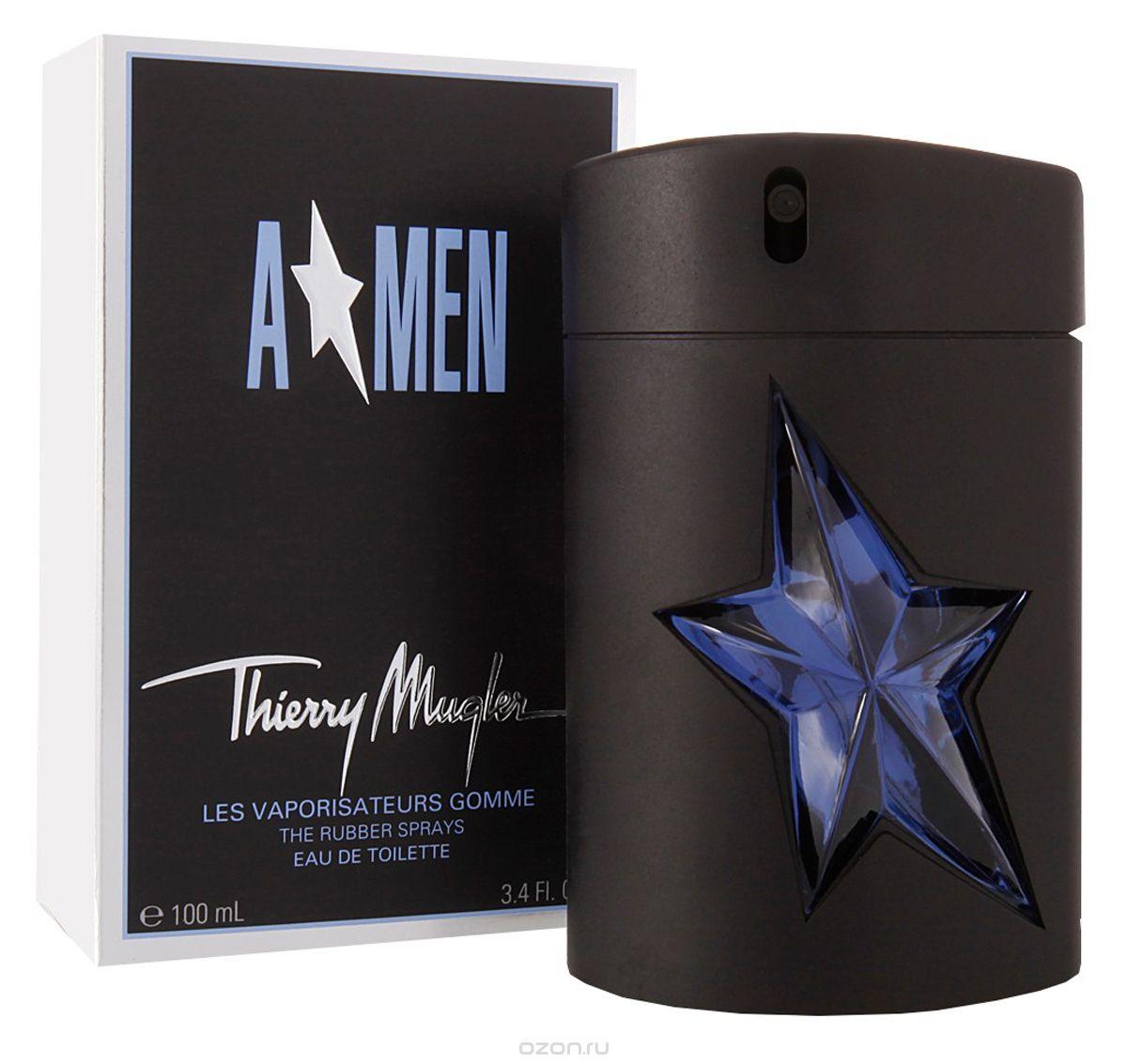 Thierry Mugler A*men Rubber