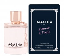 Agatha Paris L Amour A Paris