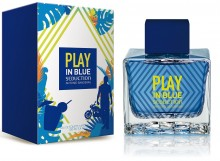 Antonio Banderas Blue Seduction  Play