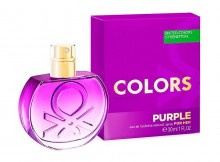 Benetton Purple