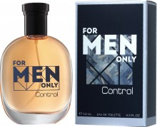 Brocard For Men Only. Control