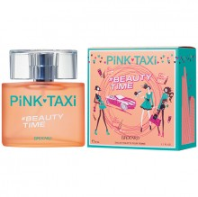 Brocard Pink Taxi Beauty Time