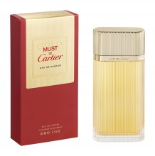 Cartier Must De Cartier Gold
