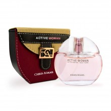 Chris Adams Active Woman