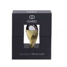 Cuarzo The Circle Levitation White Gold