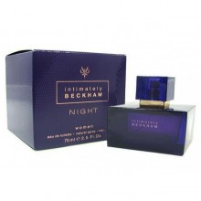David Beckham Intimately Night Woman
