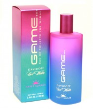 Davidoff Cool Water Game for her Happy Summer
