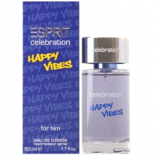 Esprit Celebration Happy Vibes Man