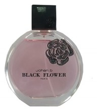Geparlys Black Flower