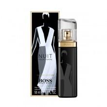 Hugo Boss Boss Nuit Runway