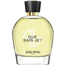 Jean Patou Que Sais-je Heritage Collection