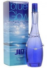 Jennifer Lopez Blue Glow