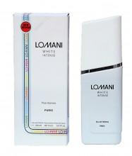 Lomani White Intense