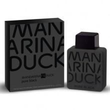 Mandarina Duck Pure Black Men